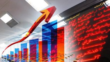 ارزش معاملات بورس 121 درصد افزایش یافت