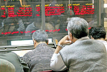 بورس تهران قرمز شد / بازگشت رکود به بازار