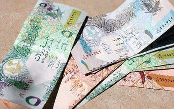 کاهش قیمت ریال قطر در بازار ارز تهران
