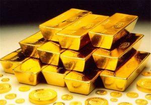 قیمت طلا به بالاترین رقم در ۶ هفته گذشته رسید