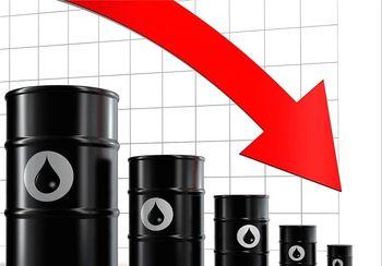 چرا قیمت نفت نزولی شد؟