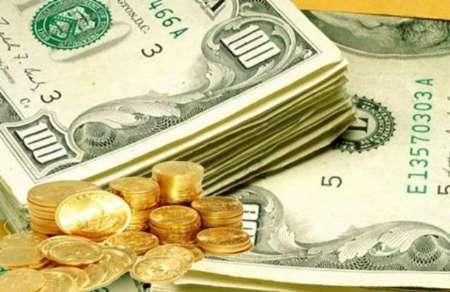 رشد قیمت سکه تمام و ثبات نسبی دلار در بازار آزاد