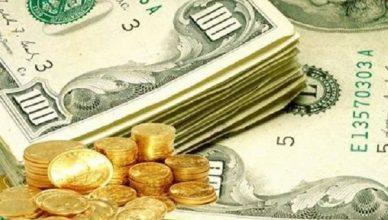 ریزش قیمتها در بازار ارز و سکه