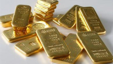 قیمت طلا به ۱۲۹۷ دلار رسید