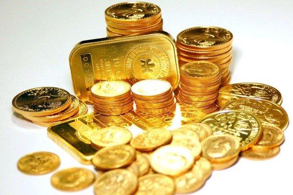 قیمت انواع سکه بصورت دسته جمعی کاهش یافت