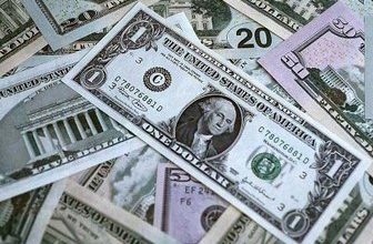 دلار بانکی به خواب رفت/ نرخ ارز امروز 20 اسفند 96