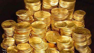 واکنش مثبت بازار طلا به بسته پیشنهادی اروپا با کاهش نرخ سکه